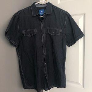 Short sleeved button down shirt (men's)